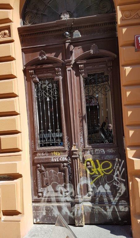dveře - krása pod barvou
